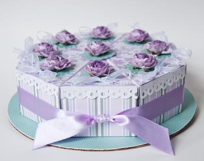 Cake box cake
