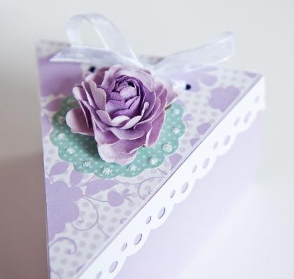 cake box top detail