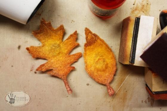 tammytutterow felt magnetic leaves 9