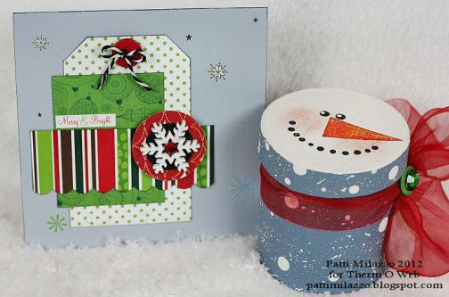 12 2012 Snowy Card and Gift Box 1res