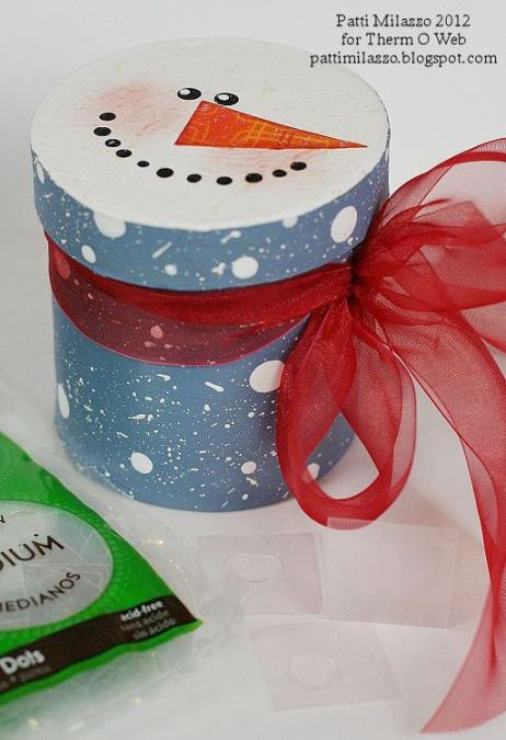 12 2012 Snowy Card and Gift Box 3res