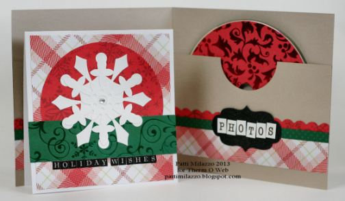 1 2013 Holiday Photos CD Holder 4 res