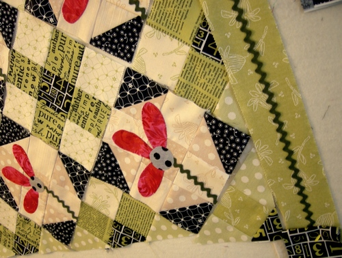 authentic quilt in progress 4