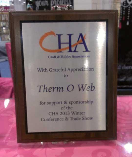 CHA-plaque