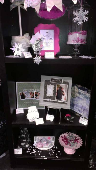 Wedding-Bookcase